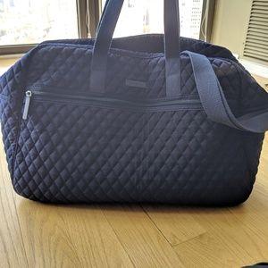 Vera Bradley iconic large duffel bag